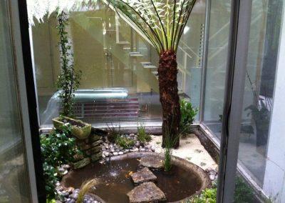 Projet d'aménagement d'un patio à ORVAULT